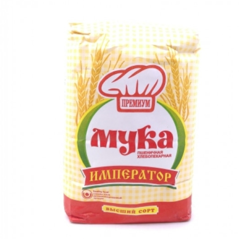 Мука ИМПЕРАТОР 1,9 кг КАЗАХСТАН