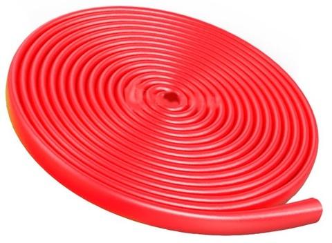 Energoflex Super Protect S 18/4-11, толщина 4 мм, бухта 11 метров, красная трубка - 1 м