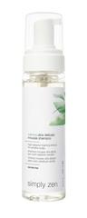 Мусс-шампунь calming ultra delicate mousse shampoo simply zen