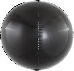 К 24''/61см, Сфера 3D, Черный, 1 шт.
