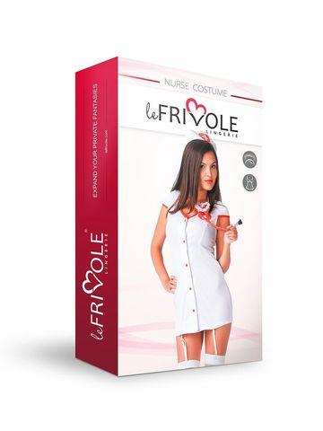 Эротический костюм для ролевых игр Le Frivole Доктор любовь, размер S