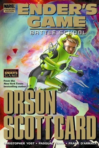 Ender's Game: Battle School Hardcover