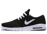 Кроссовки Мужские Nike Stefan Janoski Black White