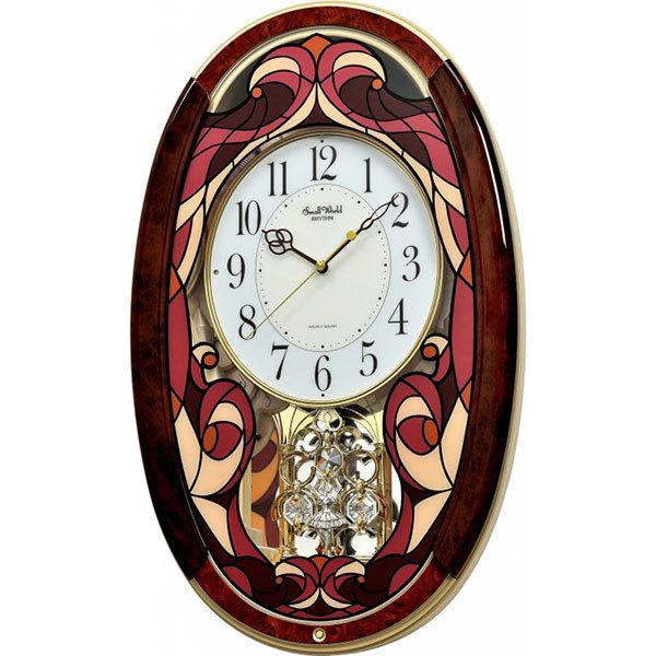 Настенные часы Rhythm 4MJ430WD01