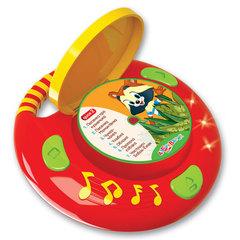 Азбукварик CD-плеер с огоньками