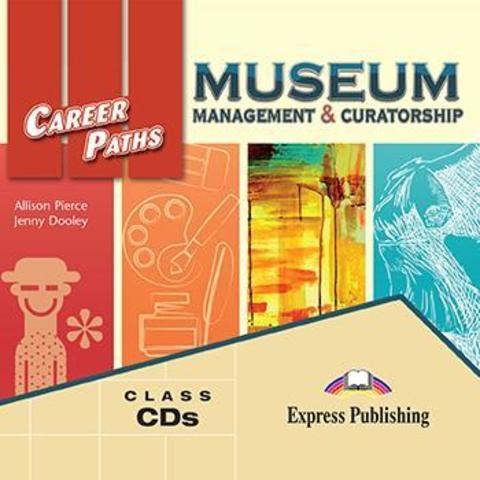 Museum management and Curatorship. Audio CDs (Set Of 2). Аудио CD (2 шт.)