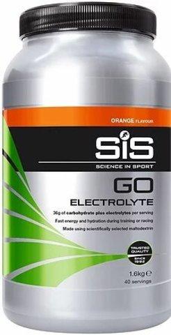 SiS Go Electrolyte Powder, Апельсин, 1,6 кг.