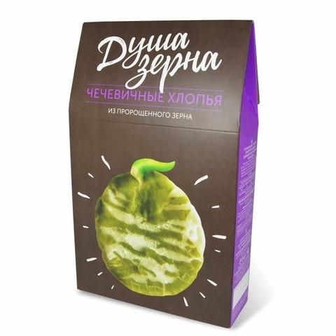 Чечевичные хлопья из пророщенного зерна, без варки, без сахара 250 г