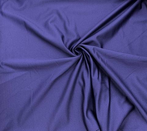 Трикотаж бюстовый, темно-синий