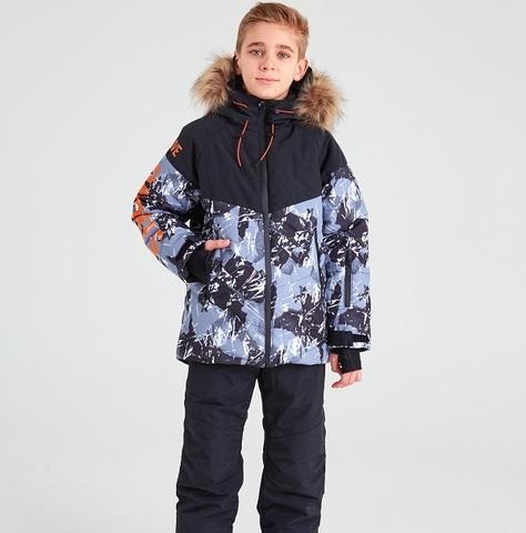 Batik Зимний комплект Дункан 453-22з черный