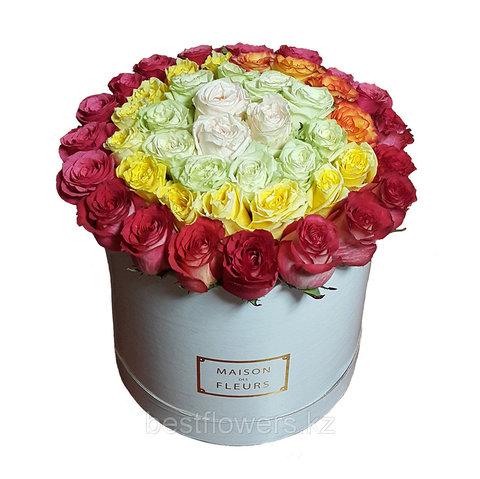 Коробка Maison Des Fleurs Разноцветная 2