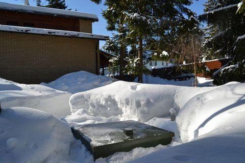 Септик топас зимой