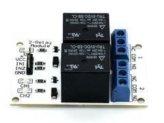 Модуль реле 2-канальный, SmartElements