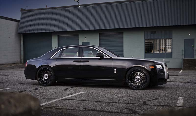 PUR LX35 Rolls Royce Edition (Limited Series)