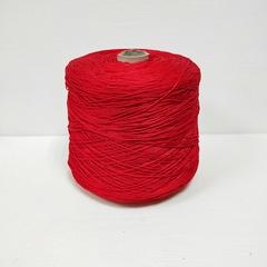 Emilcotoni, Хлопок 100%, Ярко-красный, мерсеризованный, 240 м в 100 г