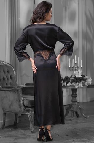 Длинный женский халат MIA-Amore  MADISON Мэдисон 8929