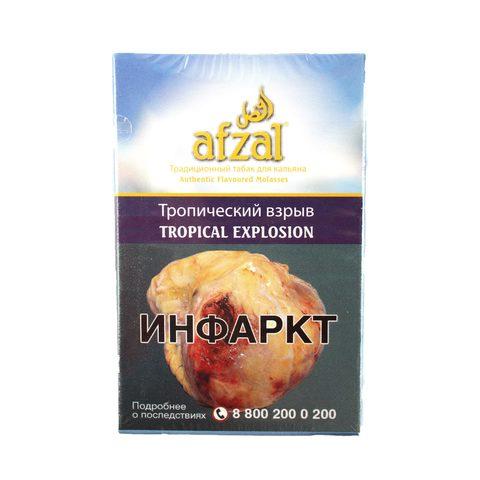 Табак для кальяна Afzal Tropical Explosion 50 гр