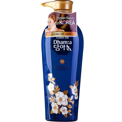 Шампунь Lion Dhama для поврежденых волос 400 мл