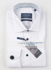 Рубашка Ledub tailored fit 0138577-910-530-171
