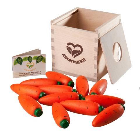 Сортер морковки 12 шт в коробке
