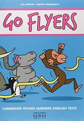 Go Flyers Student's Book +CD