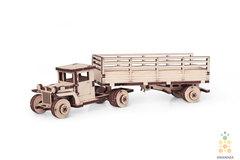 Lemmo деревянные конструкторы - Грузовики - ЗИС-10 Тягач