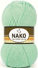Пряжа Nako Superlambs Special 3726 (Мята)