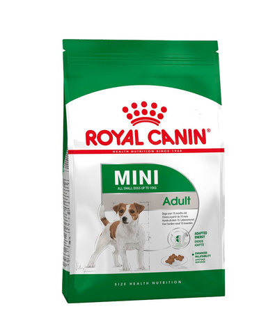 Royal Canin Mini Adult сухой корм для собак мелких пород 2 кг