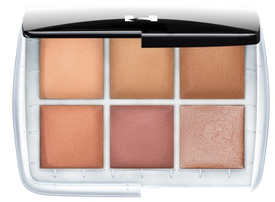 Hourglass Ambient Lighting Edit Ghost Unlocked Palette палетка для лица