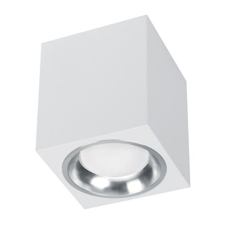 Светильник накладной FERON  ML1754 MR16 35W белый хром