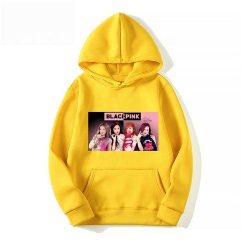 Black Pink sweatshirt 5