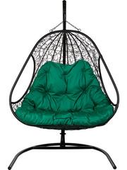 Подвесное кресло двухместное Primavera Black