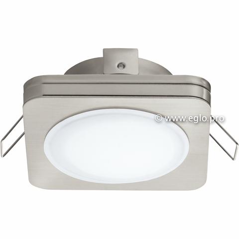 Светильник встраиваемый влагозащищенный Eglo PINEDA 1 95921