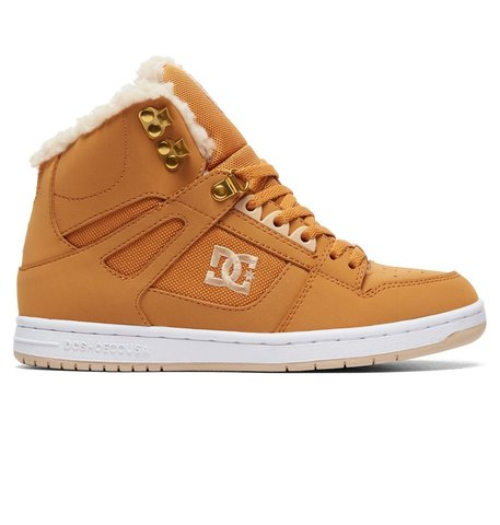 Кеды жен DC Shoes PURE HT WNT J SHOE WE9 WHEAT