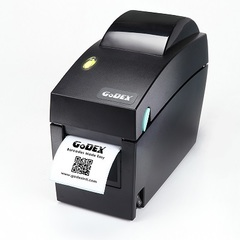 Принтер печати этикеток GODEX DT2US,  USB (термо)