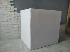 Коробка для шаров (Белая) 60*60*60 см.