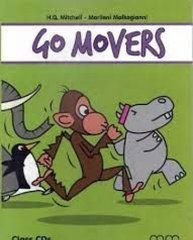 Go Movers Class CD