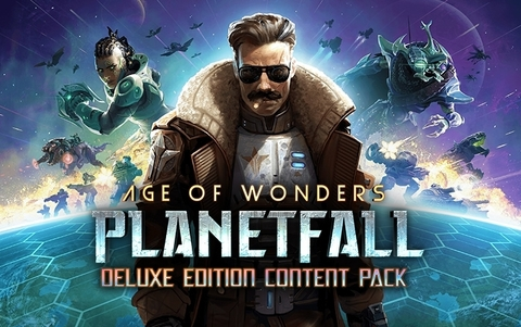 Age of Wonders: Planetfall - Deluxe Edition Content (для ПК, цифровой ключ)