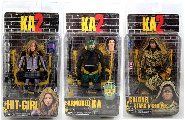 Kick-Ass 2 Action Figure Series 02