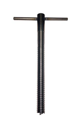 Ввёртыш нержавеющий 200х16 мм с приваренной ручкой