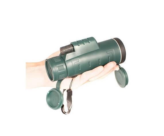 Монокуляр STURMAN 10x42, зеленый - фото 4