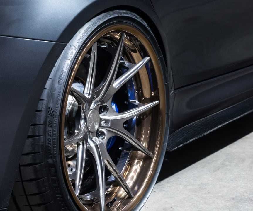 Vorsteiner Nero Forged VFN 501 3-Piece