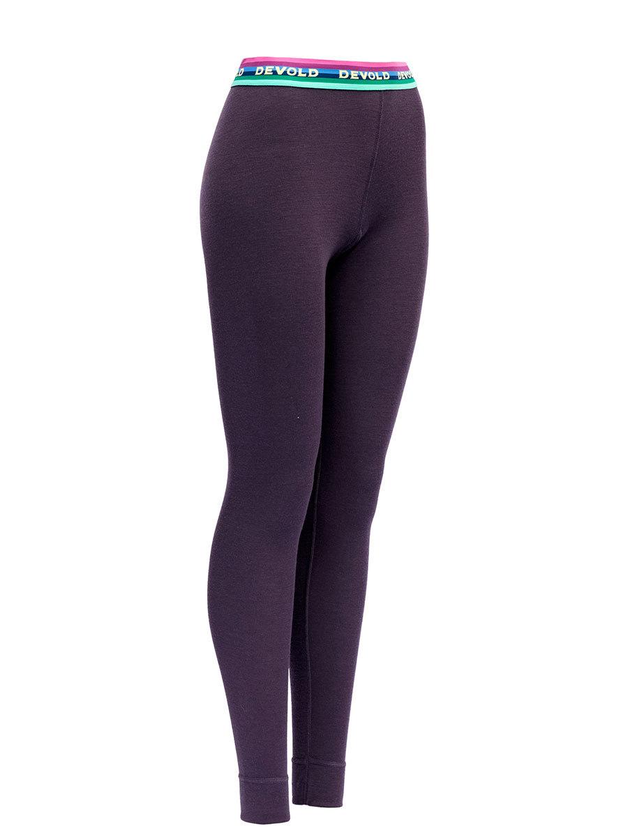 Devold термобелье брюки Hiking Woman Long Johns Figs - Фото 1