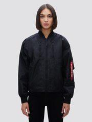 Куртка Alpha Industries Recon Utility W Женская Black (Черная)