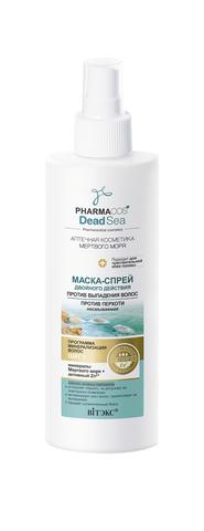 Витекс PHARMACos Dead Sea Маска-Спрей против выпадения волос и перхоти (несмываемая)150мл