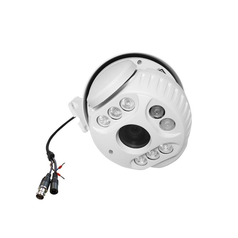 камера для видеонаблюдения уличная  PTZ  CAIACO-TECH HD AHD видеокамера уличная поворотная автослежение High Speed Dome  Авто слежение за движущимися объектами   Model: OAHD1080-