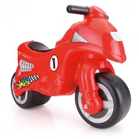 Каталка Dolu Мой первый мотоцикл красного цвета DL_8028