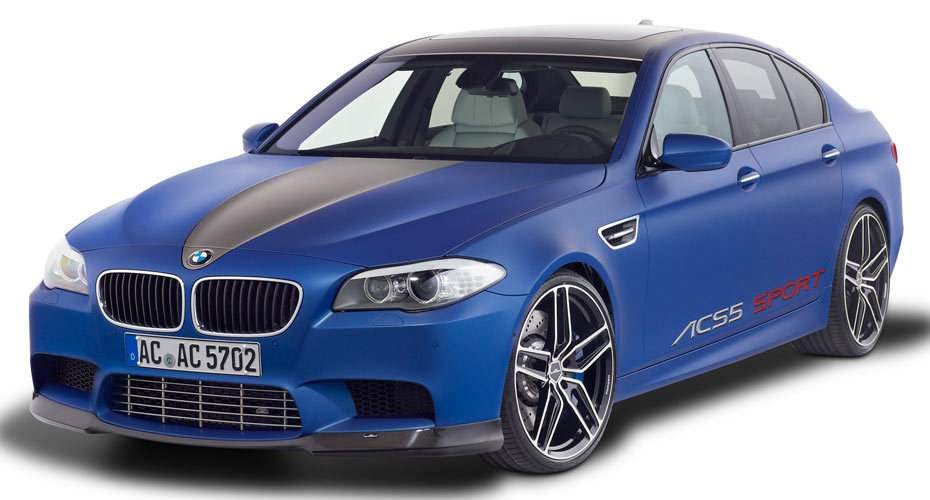 Обвес AC Schnitzer для BMW M5 F10