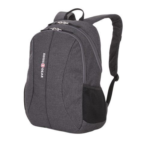 Рюкзак Swissgear  (SA5639424408) 13'' cерый 33х16х45 см 23 л