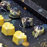 Конфеты шоколадные «Волшебный Бал» ручной работы Ассорти CEZONI 150 г